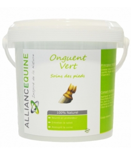 Alliance Equine - Onguent Vert
