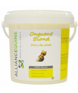 Alliance Equine - Onguent Blond