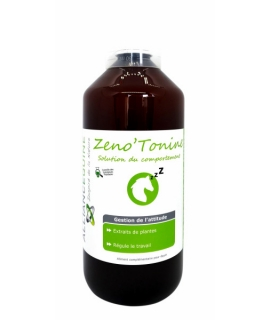 Alliance Equine - Zeno'tonine seringue