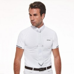 Polo homme Harcour Crystallo