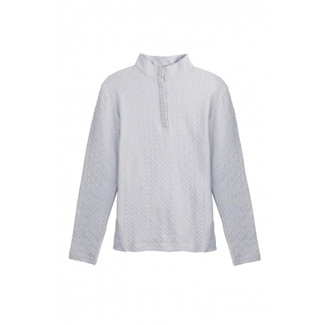 Harcour - Polo Charade Femme Gris W21
