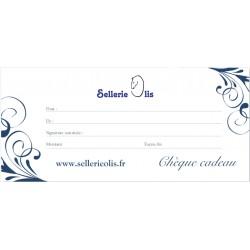 Sellerie Olis - Chèque Cadeau