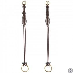 Montant de releveur IKONIC cuir/corde